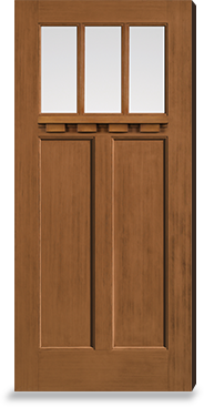 Classic Craft Oak Collection Cc61 Therma Tru Doors