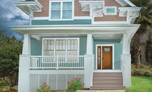 Therma Tru Fiberglass Doors Are Available With Our Exclusive Tru Defense  System As An Option. It Integrates Specific Components Engineered And  Tested To ...