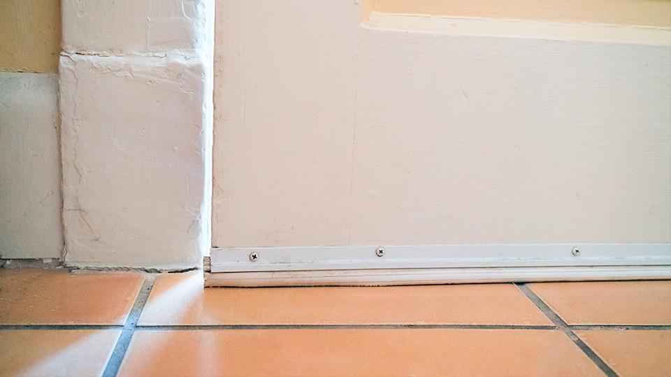 Does your door seem drafty? & Is it time to replace your door? | Therma-Tru Doors