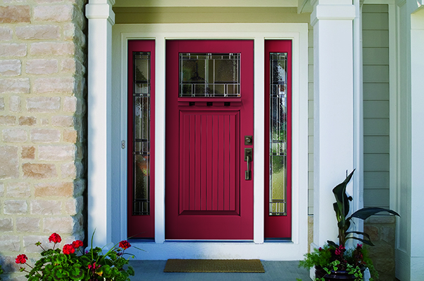 How To Finish Your Door Therma Tru Doors