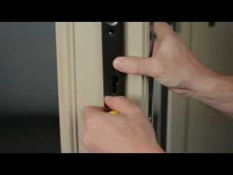 Multipoint Lock Gear Replacement & How-To Videos | Therma-Tru Doors