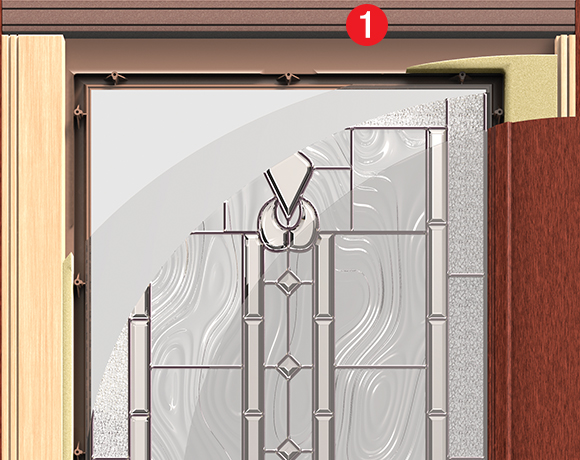 Enhanced Weather Resistance & Classic-Craft Collections | Therma-Tru Doors