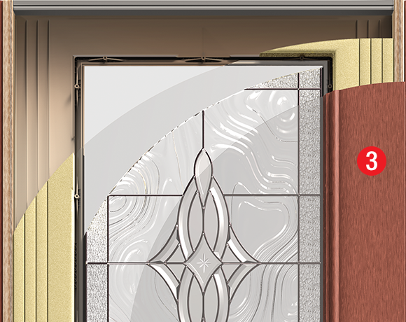 Smooth Star Collection Therma Tru Doors