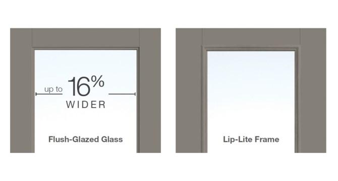 Maximum Views.  sc 1 st  Therma-Tru Doors & EnLiten Flush-Glazed Designs | Therma-Tru Doors