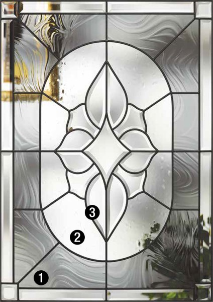 Arcadia Decorative Amp Specialty Glass Therma Tru Doors