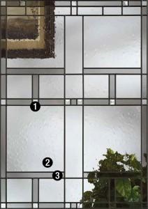 Homeward Decorative Amp Specialty Glass Therma Tru Doors