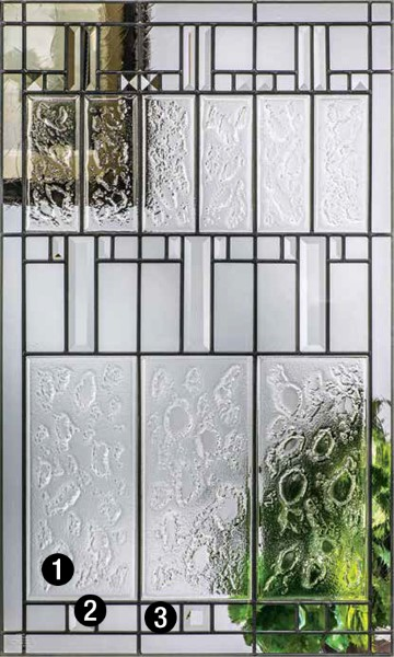 Sedona Decorative Amp Specialty Glass Therma Tru Doors