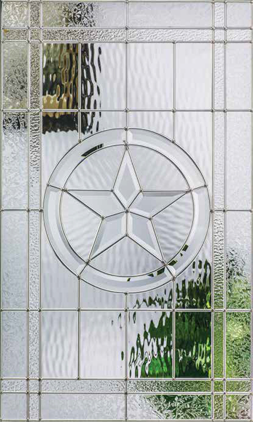 Texas Star Decorative Amp Specialty Glass Therma Tru Doors