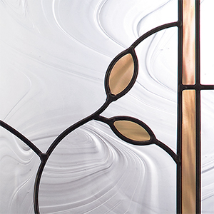 Fiber-Classic® Oak Collection™ Glass Image