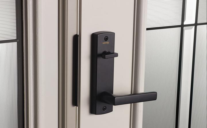 Multi Point Locking System Handlesets