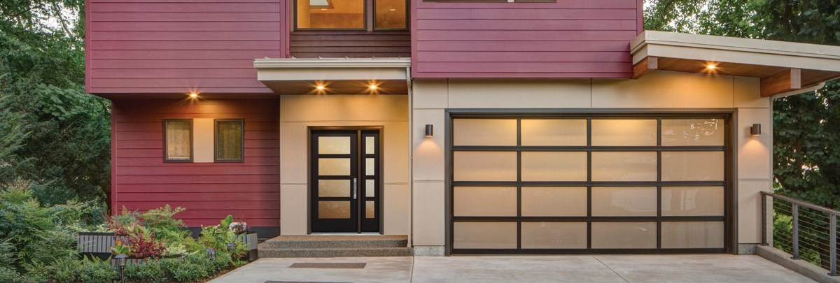 Enliten Flush Glazed Designs Therma Tru Doors