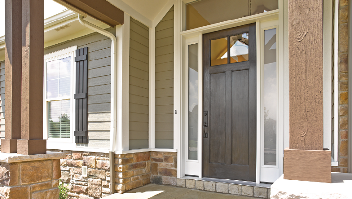 Exterior Doors Entry Doors Therma Tru Doors - Window-exterior-design