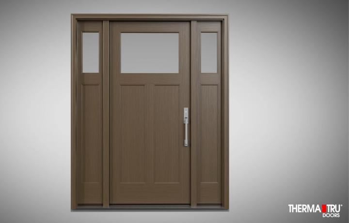 Therma-tru kerf door bottoms
