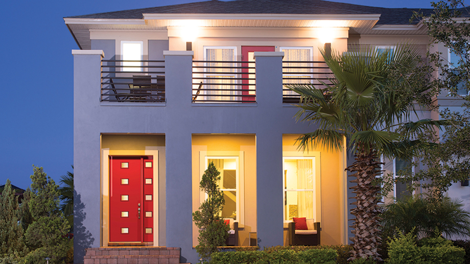 Popular Home Styles Therma Tru Doors