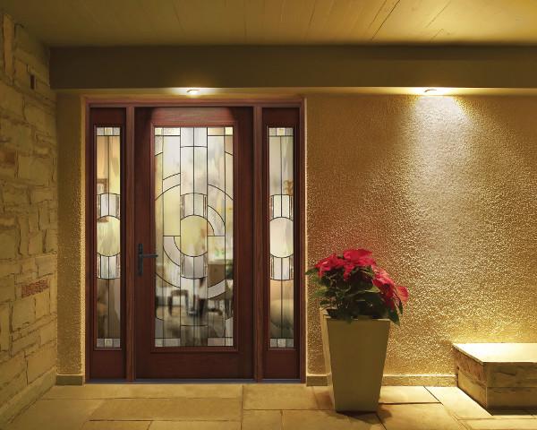 Zaha Decorative Amp Specialty Glass Therma Tru Doors